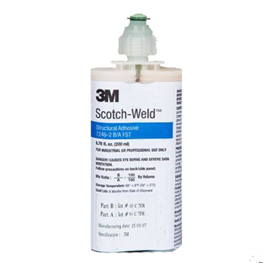 3M™ Scotch-Weld™ Epoxy Adhesive EC-7246-2 B/A FST